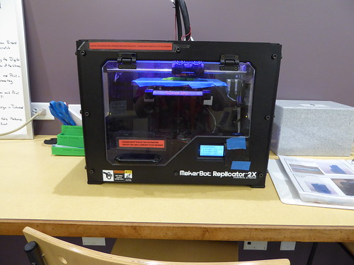 3D printer - Smoky Hill Library