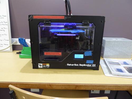 3D printer - Smoky Hill Library