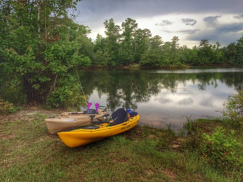 fish water fishing kayak florida springs fl hdr bluff iphone snapseed