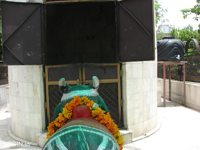 Shiv family in Kaal Bhairav Mandir
