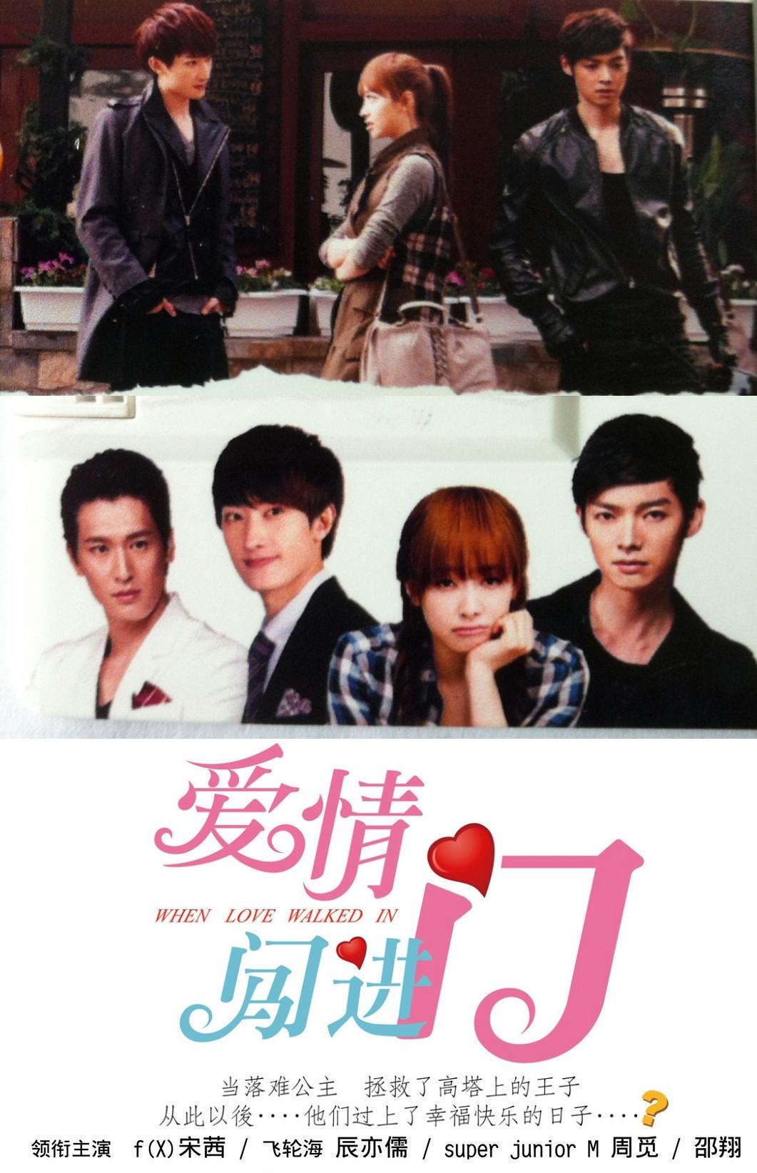 Khi Tình Yêu Đến - When Love Walked In (2012)