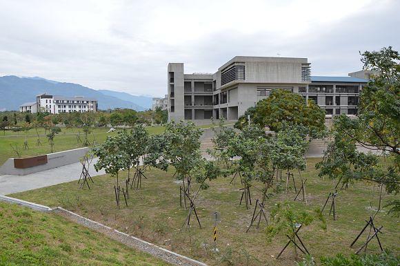 台東大學知本校區圖書館53