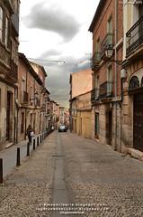 Calles de Lerma (Burgos, Castilla y León)