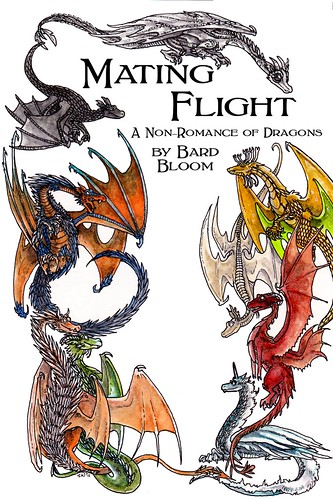 Mating Flight: a Non-Romance of Dragons. Click to Buy!