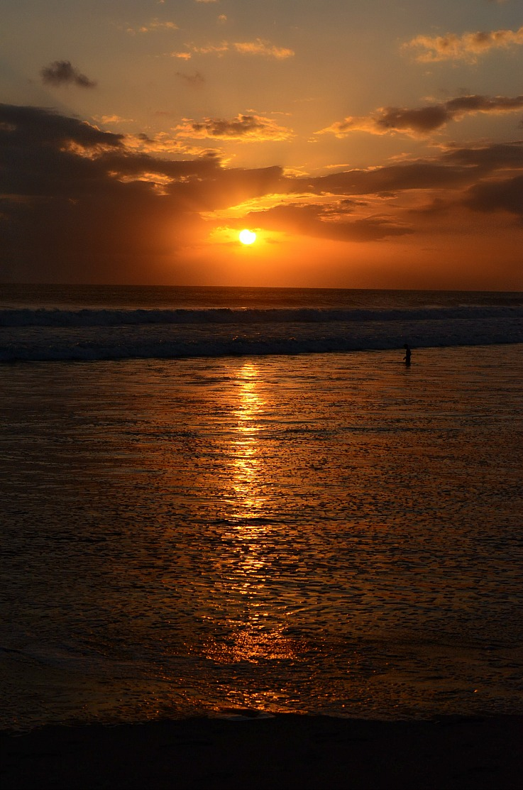 DSC_7560 Sunset Kuta Beach Bali, Indonesia, Tamara Chloé