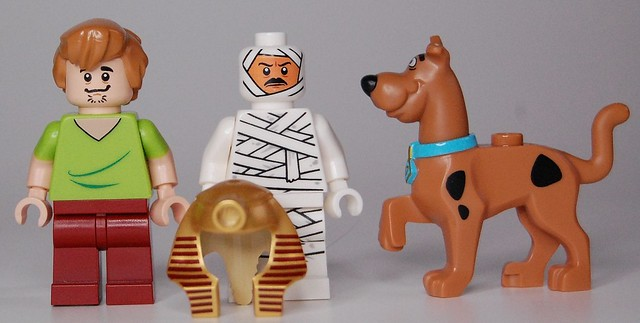 Review - 75900 Scooby-Doo:Mummy Museum Mystery από BRICKSET 19676550768_17122f9a34_z