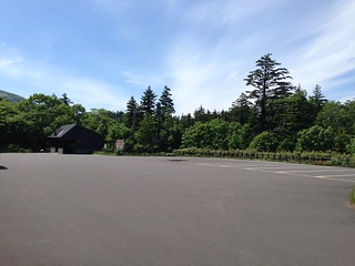 rishiri-island-himenuma-parking