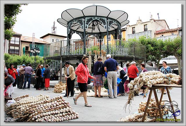 Feria de los ajos en Briviesca (3)