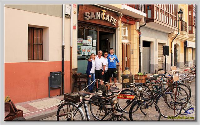 4 Exposición de bicicletas antiguas