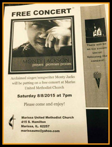 Free Concert 8-8-15