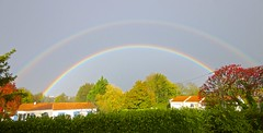 Double Rainbow - Photo of Sainte-Néomaye