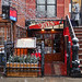 Jules Bistro on St. Mark's Place, East Village, NYC by James and Karla Murray Photography