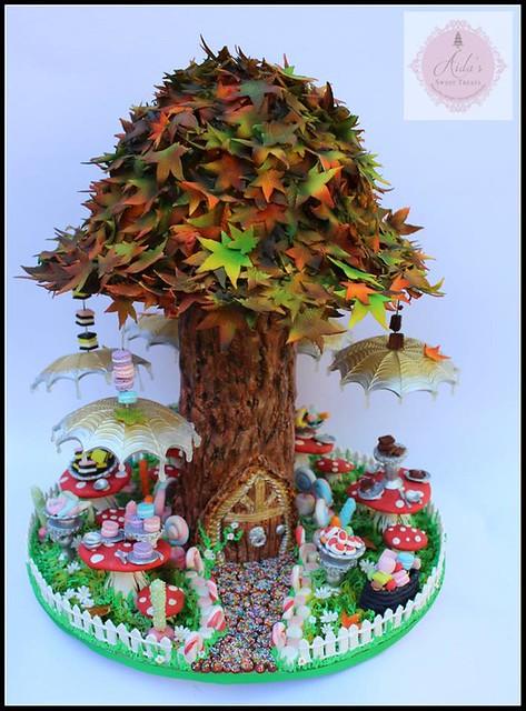 Cake by Aida's Sweet Treats