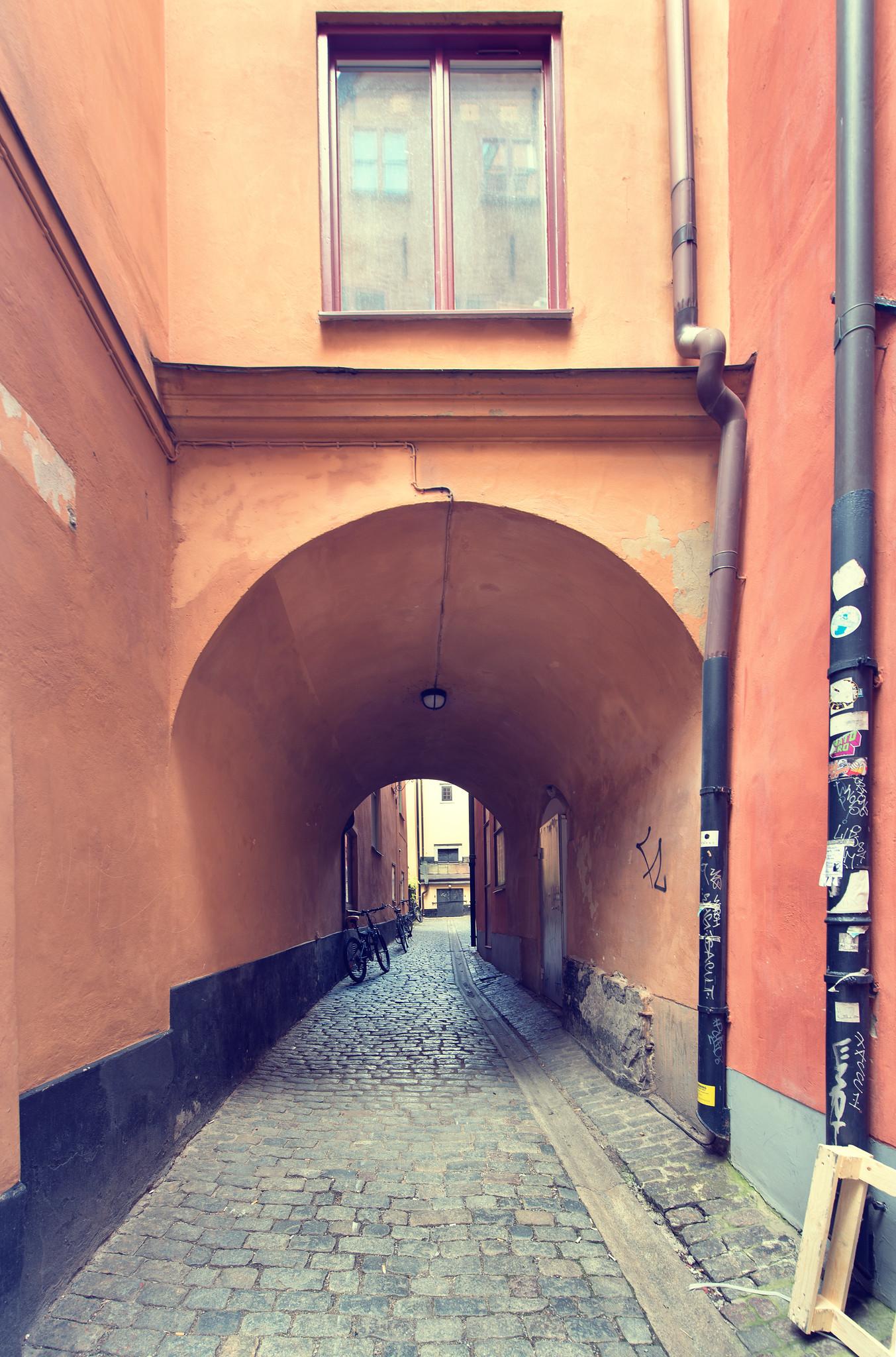 Gamla Stan Alley