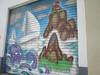 fresque sur store voisin