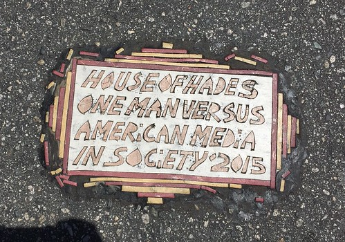House of hades one man versus American media in society 2015