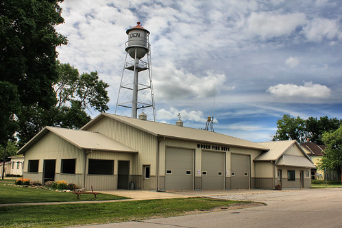 iowa firestation wodenia