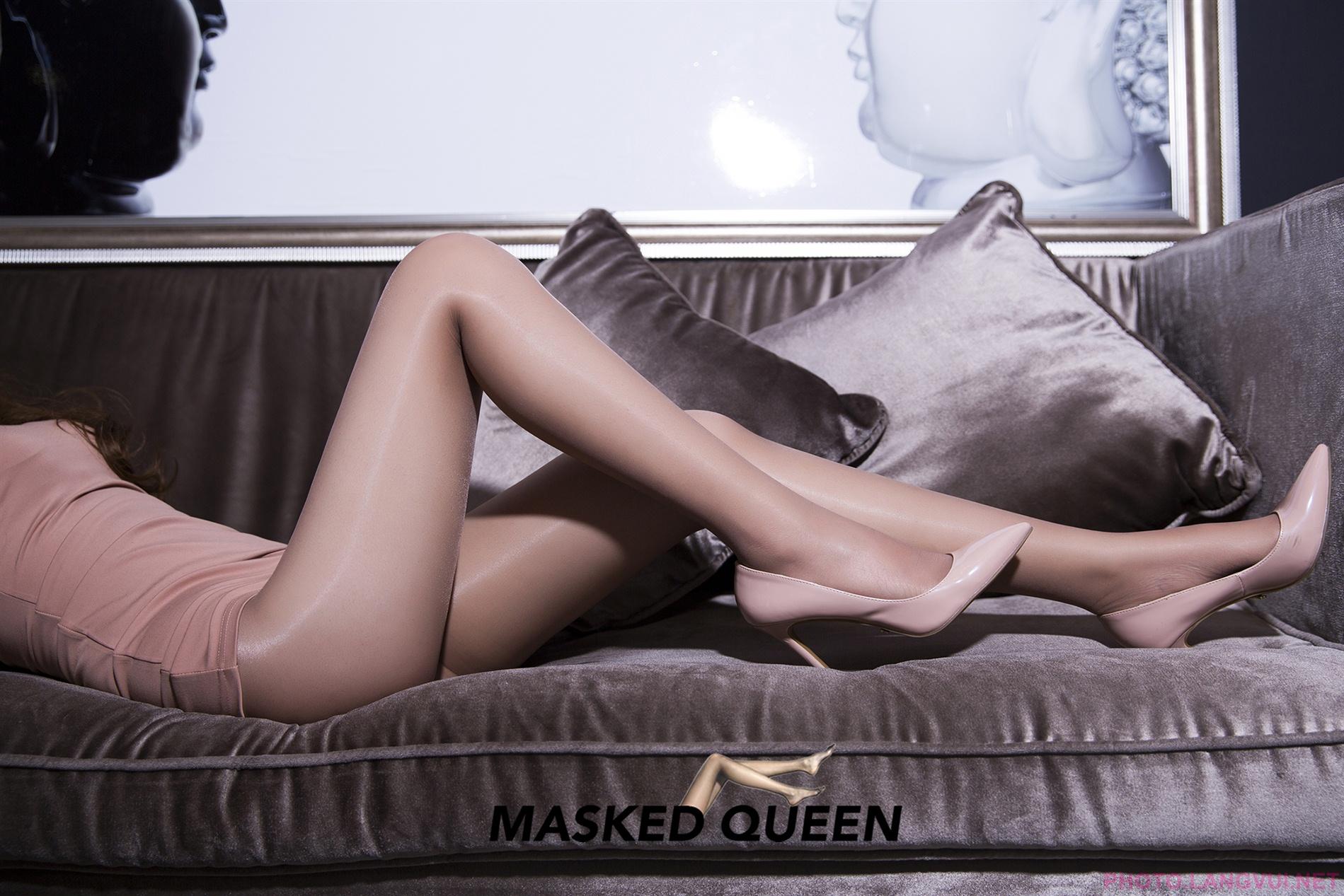 MASKED QUEEN No 003