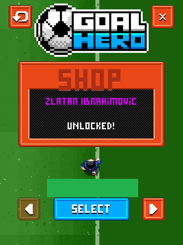 Download Free Game Goal Hero Hack (All Versions) All Characters Unlocked ,No Adds 100% Working and Tested for IOS and Android