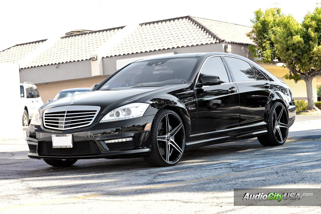 2011 mercedes benz s 63 amg 22 savini bm 8 black for Mercedes benz missoula