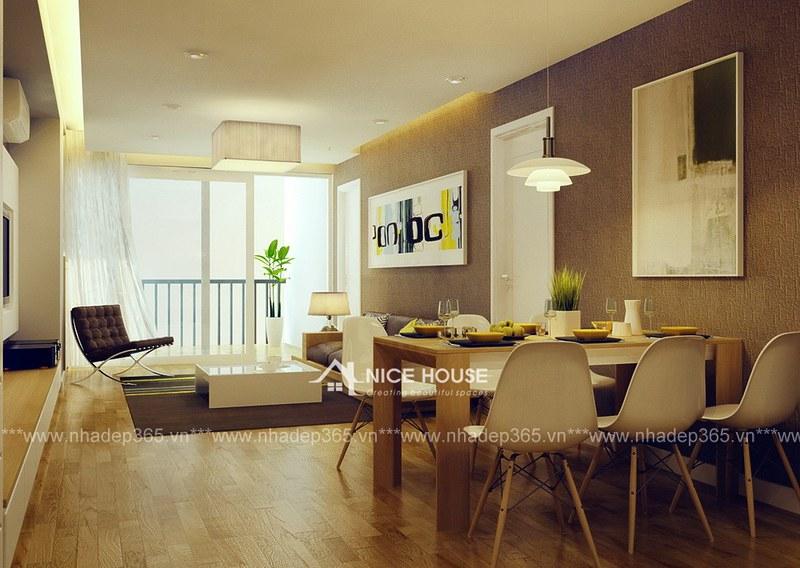 Thiết kế nội thất chung cư Mipec Anh Sơn Hà Nội_02