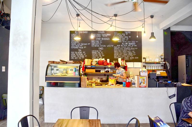 莫爾本布蕾斯咖啡廳板橋府中早午餐推薦不限時Melbourne Press  Cafe(3)