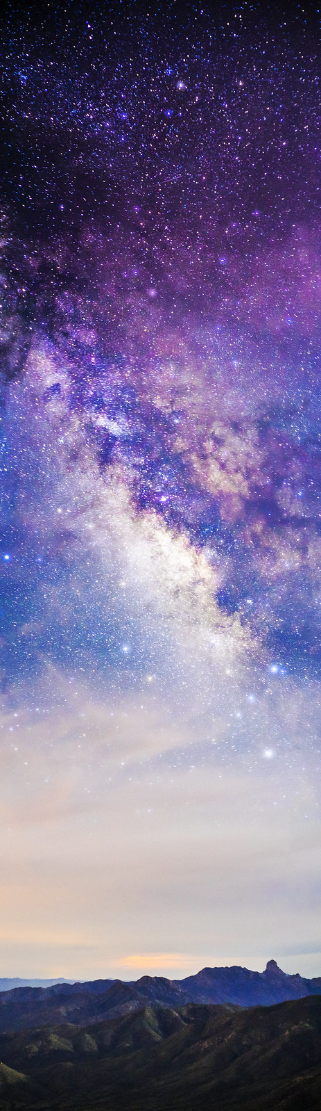 The Galaxy and the Center of the Universe