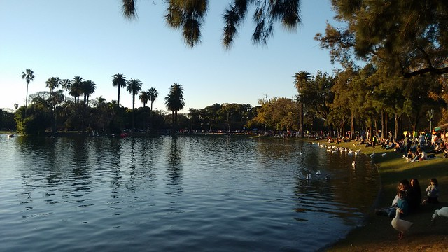 Buenos Aires, Argentina: Bosques de Palermo