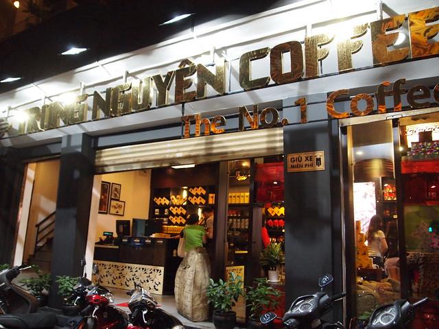 P6249719 Trung Nguyen Coffee(チュングエンコーヒー) ベトナム コーヒー
