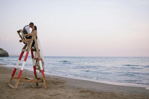 Postboda en la costa del Garraf, David y Yaiza - JDaudiovisuals