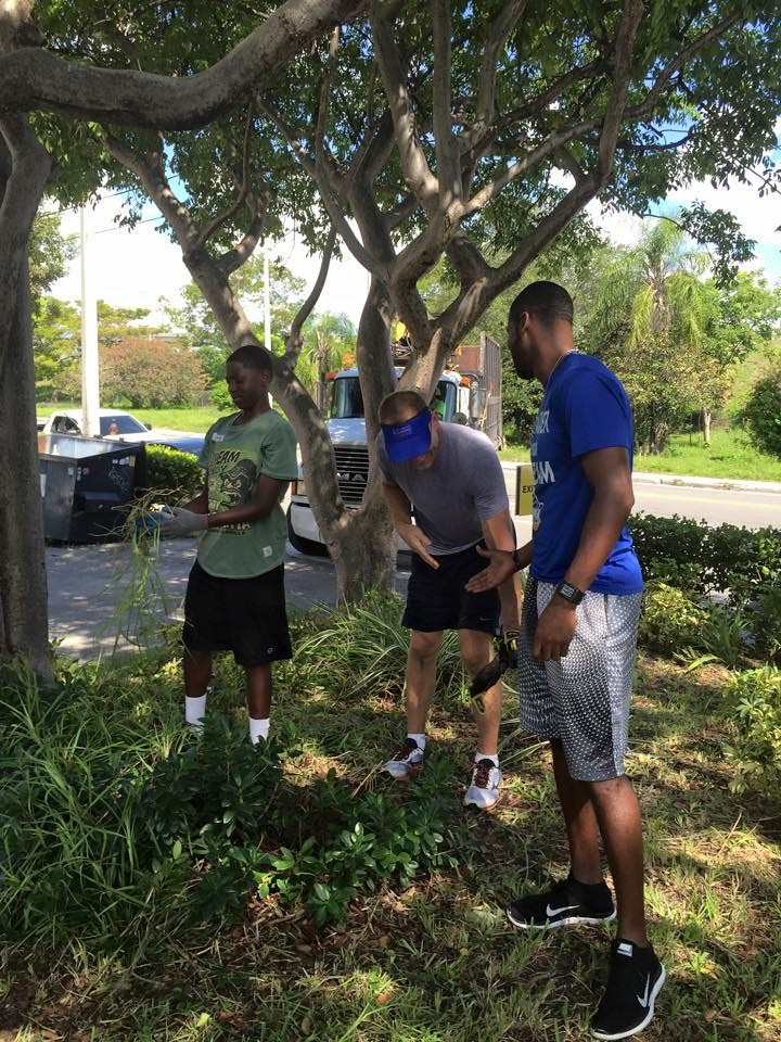 OYC Clean Up Day