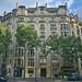 The charm of the art nouveau real estate-szúnyogháló