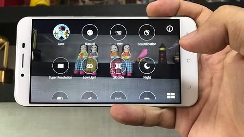 โหมดถ่ายภาพต่างๆ ของกล้อง ASUS Zenfone 3 Max ZC553KL