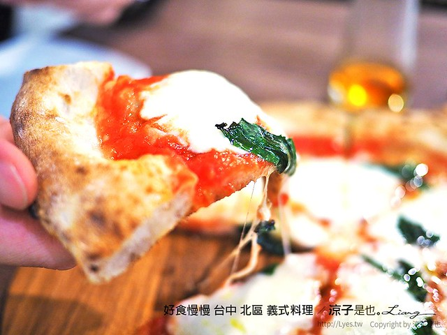好食慢慢 台中 北區 義式料理 22