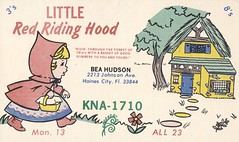 Rapid Press: Little Red Riding Hood - Haines City, Florida