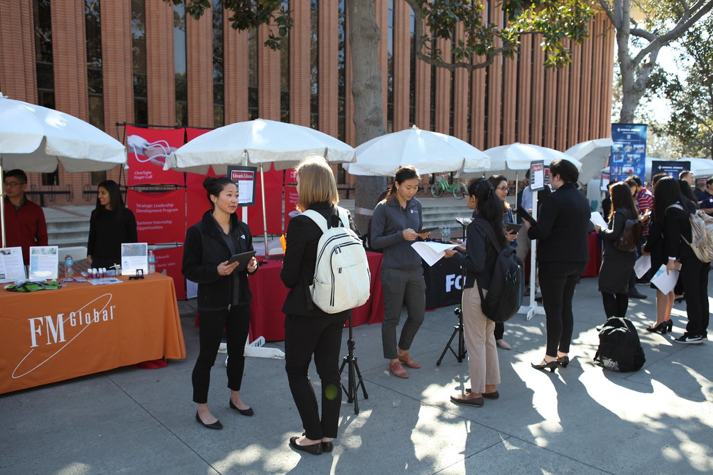 Viterbi Career Fair Spring 2017