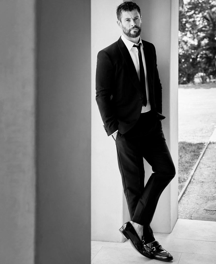 Крис Хемсворт — Фотосессия для «GQ» AU 2016 – 4