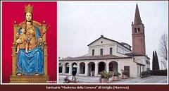 Ostiglia, Mantova - Madonna della Comuna