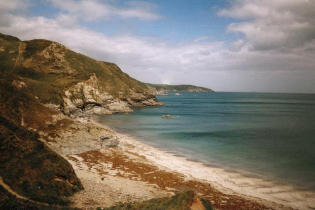 Scabbacombe Sands, Devon