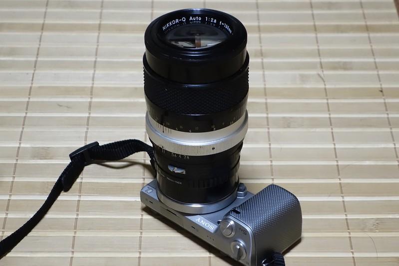 NIKKOR-Q Auto 135mm F2.8