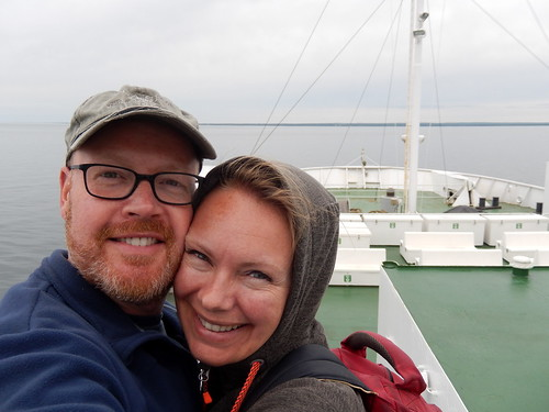 Ferry van Nova Scotia naar PEI