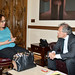 Secretary General Meets with IACHR President