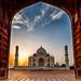 Morning Taj by Santo(Thanks for 2 Million++views!!)
