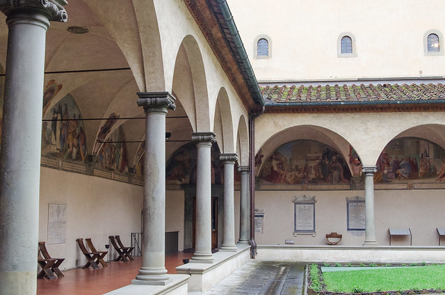 20150523-Florence-San-Marco-Cloister-0449