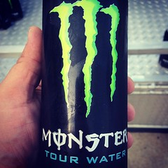 It\'s a #Monster kind of day