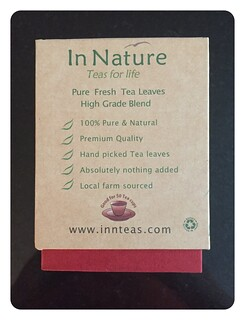 In Nature - Green Tea #InNature #tea #greentea #review
