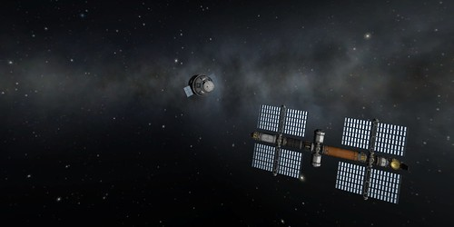 Hyperion 2 Moving to Minmus Escape 1