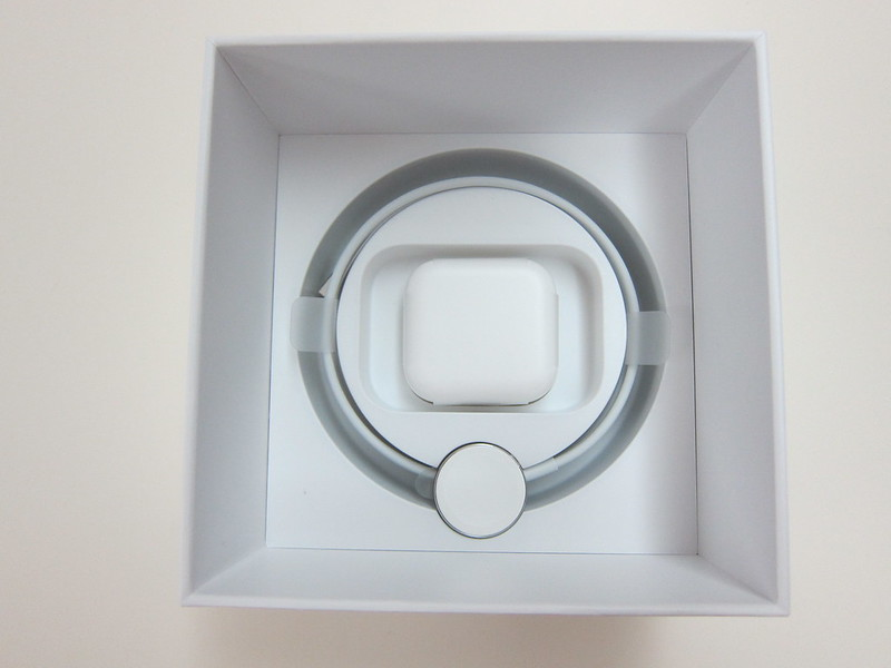 Apple Watch 42mm Stainless Steel Case with Link Bracelet - Box Open