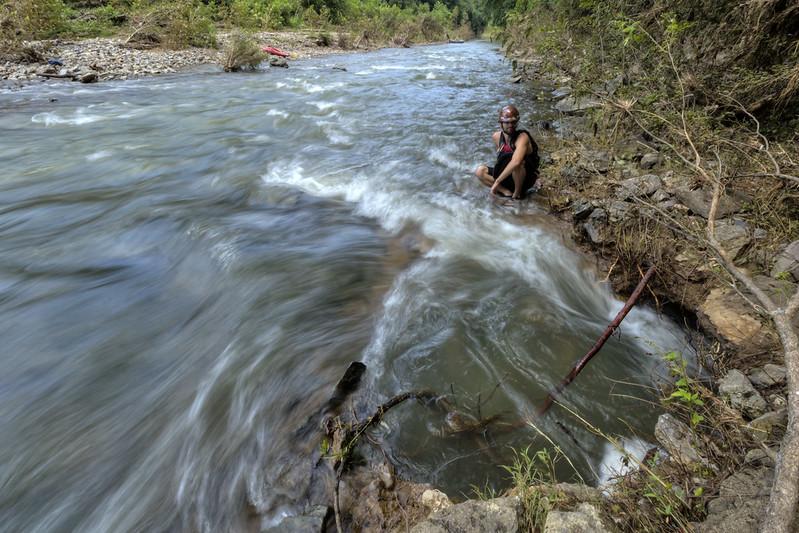 Insurgence, Spring Creek, Ryn Gardner, Overton County, Tennessee