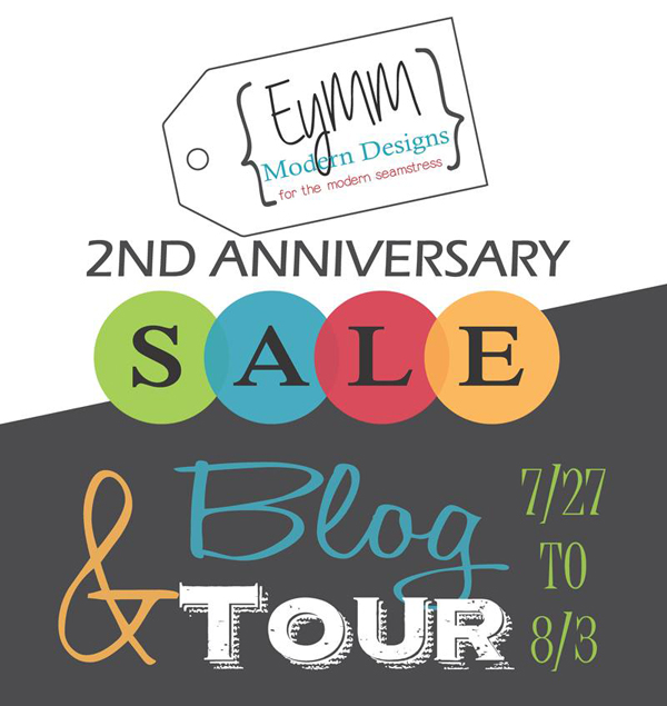 EYMM 2nd Anniversary Sale & Blog Tour (7/27 - 8/3, 2015)
